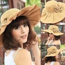 popular linen hat