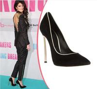 21 Colors Luxury New Spring 2014 Gladiator Women Pumps Brand Designer High Heels Plus Size Wedding Shoes Woman