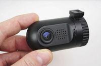 Mini  Ambarella  Chip Car DVR Blackbox HD 1080P OV2710 G-sensor GPS