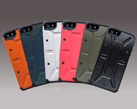 Fashion Hot Sale 1pcs Shockproof Drop-resitance Fighting Car Shape Cover Case For iPhone 5 5S