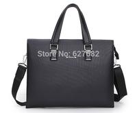New 2014 Business Genuine Leather Bags Men's Handbags Cowhide Bags Men Messenger Bags Travel Bag Gentleman Fashion Retro