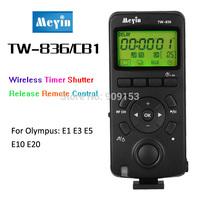 Meyin TW-836/CB1 Wireless Timer Shutter Release Remote Control  For Olympus E1 E3 E5 E10 E20