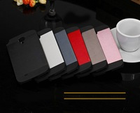 2 Piece Free Shipping Galaxy S5 Motomo Metal Case Slim Brushed Aluminum + PC Hybrid Case Cover capa para for Samsung