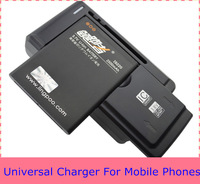US Universal Charger Wall Travel Phone Charger Battery Power Converter For Cellphones  Free Shipping
