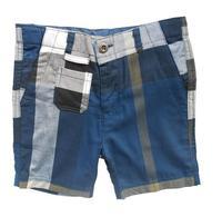 Wholesale - SUMMER boy blue PLaid Shorts SIZE S-M-L-XL-XXL (for 80-120CM BOY)children clothing pants hot sale