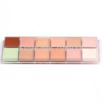 Concealer Palette Brand Makeup Contour Palette Professional Highlighter 12pcs 12colors Concealer Camouflage Makeup Concealer