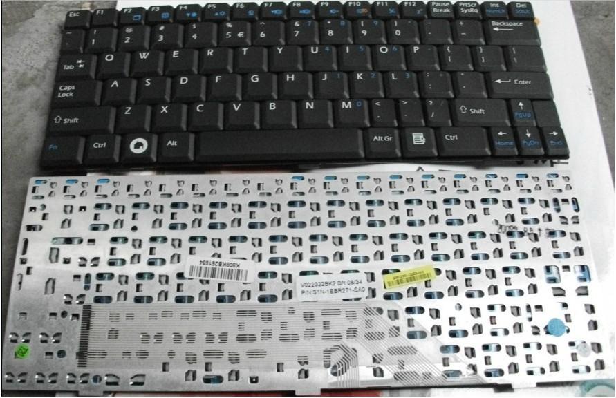 Brand New US Keyboard For MSI Wind U90 U101C U105 U110 U120 U100 U101 Black(China (Mainland))