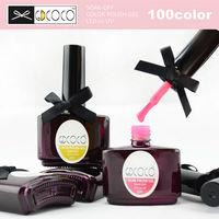 New products 2014 china gel nail polish brands GDCOCO 14ml shellac nail gel   #30127-025W