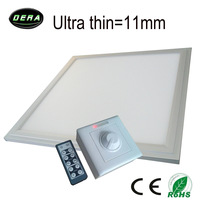 2PCS/LOT 36w Dimmable Led panel light ceiling kitchen lamp 1300lm 85-265v recessed 30*30 led panel light square 18w dimmable