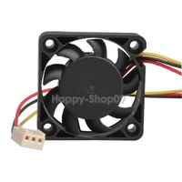 BUH9 3 Pin 40mm Computer CPU Cooler Cooling Fan PC 4cm 40x40x10mm DC 12V