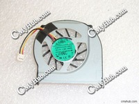 Used Free Shipping FOR Acer ONE NAV50 532H D255 D255E CPU Cooling Fan for AB4205HX-KB3 NAV50 CPU cooling fan