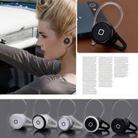 Hot Universal Super Mini Mobile Phone Wireless Bluetooth Headphone Bluetooth Headset Earphone, Free shipping