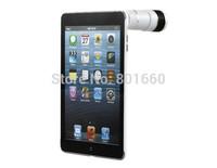 12X Portable Telephoto Lens for iPad Mini (White)