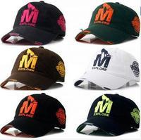NEW  7 COLOR Baseball Caps Men's Snapback Sports Adjustable Bone Cotton M Wolf Women Hats Caps Casual Headwear  G4033