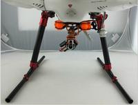 Carbon Fiber Landing Gear for DJI Phantom undercarriage upgrade great quality