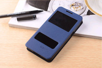 New Arrival Original Dormer Flip Leather Case For Philips Xenium W6610 High quality +film Free Shipping
