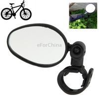 Bike Rearview Mirror, Round Bicycle Handle