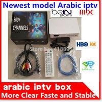 5pcs/lot,Arabic tv box support 300 HD Arabic channels with all latest HD movies,Arabic tv box