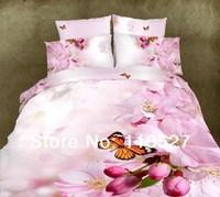 3d bedding sets bedclothes king SIZE bedding set luxury duvet cover set BED LINEN BEDSHEET