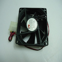 Fan 10PCS/lot Black 2 Pin 12V 40mm x 10mm 4010 Brushless DC Fan PC Cooling Cooler Fan