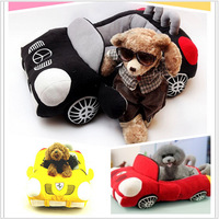 Pet warm soft pet brand car cat bed dog house cat kennel black  red color shippingfree shipping gifts a-004