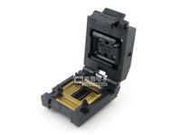 IC51-1004-814-6 QFP100 0.65mm Adapter Burn Block Test Socket Programming