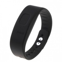 Bluetooth Incoming Call Vibrate Alert Alarm Anti-lost Band Bracelet free shipping