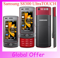 S8300 Original Samsung S8300 UltraTOUCH Unlocked Cell Phone 3G GPS 8MP Camera 1 year Warranty refurbished Free shipping