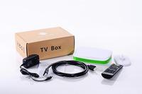2014 cheapest android 4.2.2  TV Box CS188  Dual core  A20  WIFI HDMI RJ45 with ir remote cvbs smart google tv box
