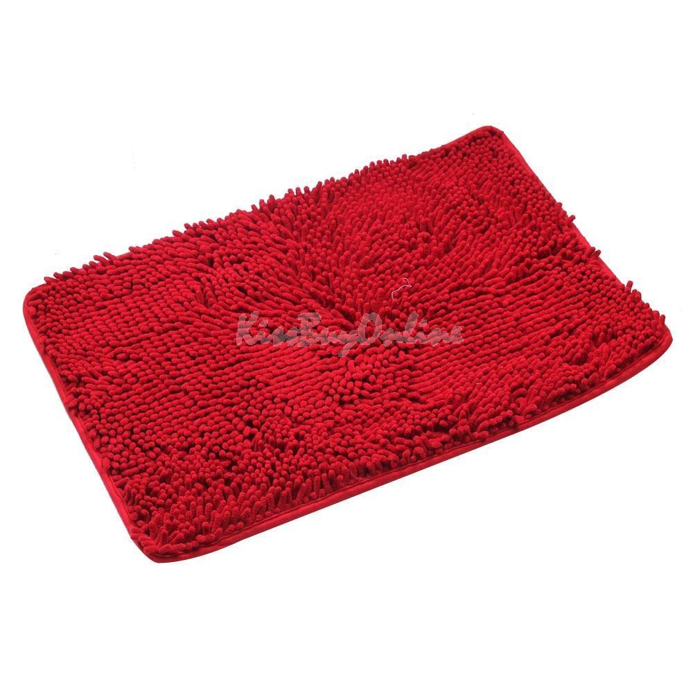 Online kopen Wholesale rood badkamer mat uit China rood badkamer mat ...