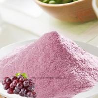 Macaron bakery powders natural freeze dried fruits grape powders 200g