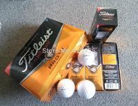 free shipping - 2014 New arrive high quality golf ball, 1 Dozen golf balls,three piece ball, golfball (12 PCS)