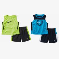 HOT sale! new boys and girls summer sleeveless vest suit vest + pants children clothes suit cotton casual sports suit
