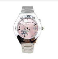SINOBI watch,Elegant, five petals, diamond watches ,women dress watches