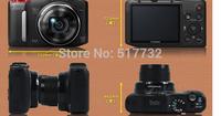 Free Shipping SX160 16000 megapixel camera 16x optical zoom HD camera gift camera digital camera travel camera