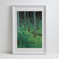 [ Forest ]  Art Repro  Fine Art Giclee Prints on Epson Ultra Premium Paper from Oil Painting for Home Decor Wall Art