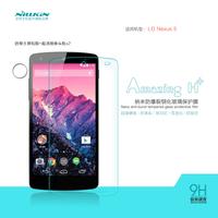 For Google Nexus 5 LG E980 D820 NILLKIN Amazing H+ Nanometer Anti-Explosion Tempered Glass Screen Protector Film + Freeshipping