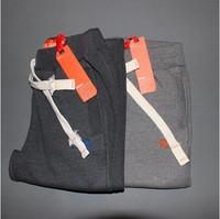 free shipping men's long pants , men's sprot pants , drawstring long length soft mens pants 55