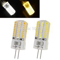 G4 64 lamp led energy saving lamp 3014 3w 220v 110v high pressure silica gel transparent crystal lamp