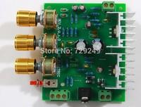 Free shipping Two channel 2.0 15W+15W TDA2030A hifi stereo amplifier AMP board DIY Kit hot sale