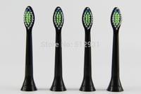 Free drop shipping P-HX-6064 Replacement Toothbrush Head,HX6064  toothbrush  sonicare toothbrush head  soft bristles