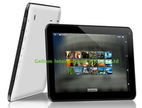 "Free shipping 2014 best selling 9.7"" android 4.2 tablet PC Allwinner A20 dual core Wifi 1G 8GB 1024*768 HDMI silver black"