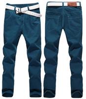 free shipping men summer pants , korean version men colored pants , new 2014 spring men's fashion pants 32.04