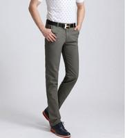 free shipping men summer pants , 2014 thin straight high quality men pants 49.9