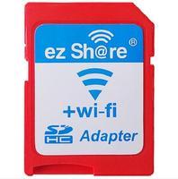 ezshare High Speed Wireless WIFI WLAN SD Card Adapter , MicroSD card to SD Wifi Adapter
