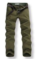 free shipping men's long pants , high quality casual men full pants , 2014 new spring men's fashin pants 48