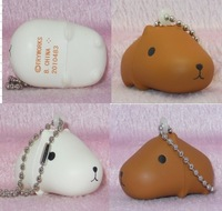 20pcs/lots 4cm RARE kapibarasan  squishy