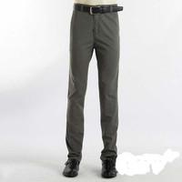 free shipping men's long pants , england version men's pants , fashion pants for men 40