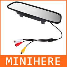 cheap car mirror monitor