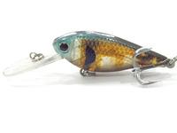 Fishing Lure Crankbait Hard Bait Fresh Water Deep Water Bass Walleye Crappie C549 Fishing Tackle C549X5